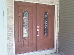 glass double door exterior. Epic Picture Of Home Exterior Furnishing With Various Double Front Doors : Endearing Glass Door