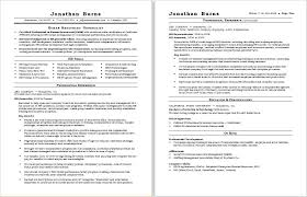 Resume Template For Career Change Impressive Business Resume Samples Business Resume Examples New Resume For