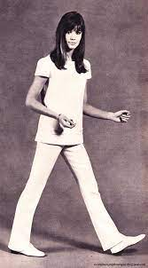 Françoise hardy, the original street style star. Sweet Jane Courreges Clothes Of The Future Observer 1965