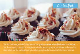 Vegan Bake Sale Recipes How To Participate Worldwide Vegan Bake Sale