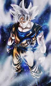 Best Goku Ultra Instinct Wallpaper