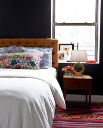 Quirky Bedroom Furniture Our Brooklyn Apartment Paint Colors Gray Rooms And Quirky Bedroom