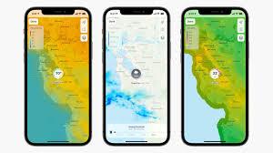 iOS 15: Schwerpunkt auf Nachrichten, FaceTime, Maps und Wetter › iphone -ticker.de
