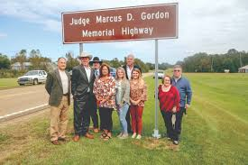 Honoring the Gordon legacy | Newton County Appeal