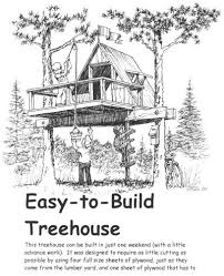 How-to-books on how to easily build treehouses, huts, forts, towers and  more by Stiles Designs.