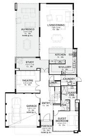 4 bedroom 2 y house plans