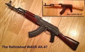 The Refinished AK 47