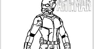 Small Picture New Ant Man Movie Coloring Pages Coloring Coloring Pages