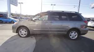 2004 Toyota Sienna XLE Limited | Phantom Gray Pearl 4S012105 | Mt ...