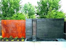 diy water feature wall outdoor wall waterfall best outdoor wall fountains ideas on water wall outdoor