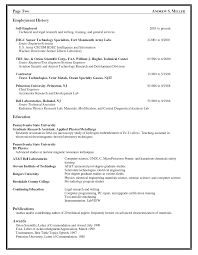 Resume Format For It Engineers Best Resume Format Doc Resume