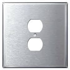 brushed nickel switch plates oversized brushed nickel switch plate covers floor cover brushed nickel switch plates
