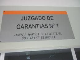 Resultado de imagen para juzgado de garantias 1 j v gonzalez