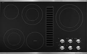 electric range top. Wonderful Downdraft Cooktops From Kitchenaid Intended For Electric Stove Tops Ordinary Range Top