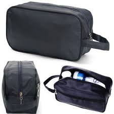 image is loading large mens travel wash toiletry bag cosmetic makeup
