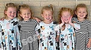 OutDaughtered': The Busby Girls See Eye-to-Eye in More Ways Than One | Soap  Dirt