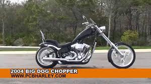 used 2004 big dog custom chopper motorcycles for sale youtube