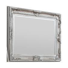 rectangle mirror frame. Contemporary Frame Harrow Rectangle Mirror With Frame