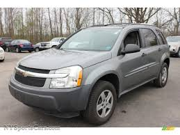 2005 Chevrolet Equinox LS AWD in Dark Silver Metallic - 123717 ...