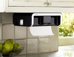 40 Fantastic Touchless Products For The Home Classy Bathroom Towel Dispenser Concept