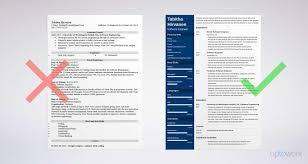 Contemporary Ideas Software Developer Resume Format Software