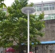 25W LED Solar Street Light All In One Bridgelux Chip 45mil Solar Garden Lights Price