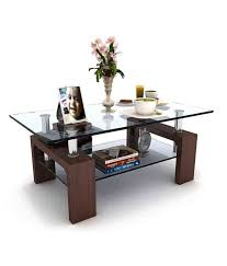 peter centre table with glass top peter centre table with glass top at best s in india on snapdeal