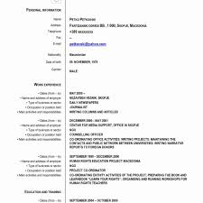 resume template unique resume format for   resume template unique resume format for freshers third person essay writing