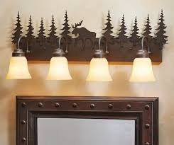 rustic bathroom lighting. Lighting:Rustic Vanity Lighting Cabin Bathroom Lights Light Remarkable Diy Bronze Galvanized Chrome Rustic