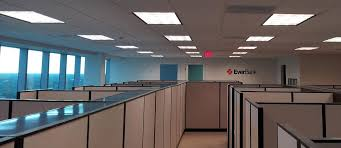 office cubicle roof. this unit featured glass doors and walls in 3 offices 2 conference rooms, luxury vinyl plank flooring the lobby kitchen areas, a with office cubicle roof