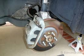 how to change your brake pads edmunds