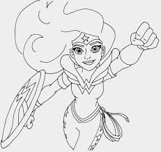 Luxury Wonder Woman Cartoon Coloring Pages Coloring Pages