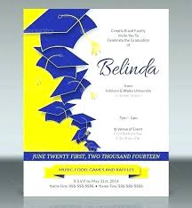 Invite Templates For Word Impressive Free Graduation Party Invitation Templates For Word Jaw Dropping