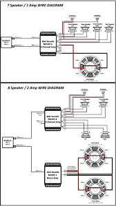 amp speaker wiring diagrams xtrememotorwerks com amp speaker wiring diagrams best of speaker wiring diagram 4 car stereo amplifier wiring diagram