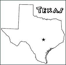 Coloring Page By Doodle Art Alley Texas Sheet Free Flag Texas