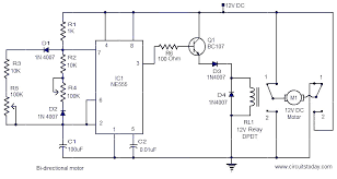 dpdt relay wiring diagram wiring diagram 120 volt relay wiring diagram nilza source bidirectional motor control