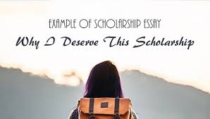 how to write a scholarship essay about yourself buy custom essays image 2017 08 1502360778 why i deserve this scholarship