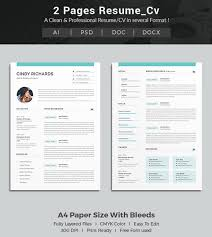 15 Best Resume Templates 2019 For All Job Seekers Designs Hub