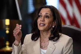 Harris struggles to name GOP senators ...