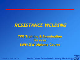 twi training examination services ewf iiw diploma course ppt  twi training examination services ewf iiw diploma course