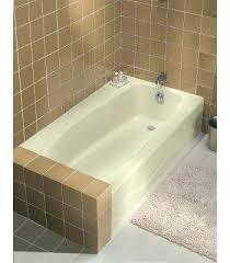 cast iron bathtub village bath bathtubs cut rate plumbing heating supply kohler reviews