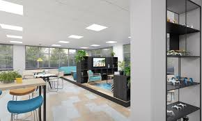 office interior design software. Open Plan Office | Interior Design Software E