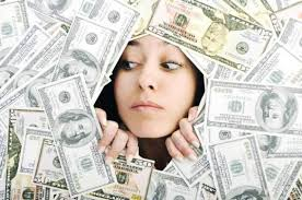Image result for women money
