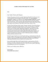 12 Sample Donation Request Letter Abstract Sample