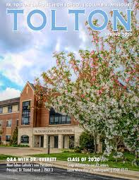 2020 Tolton Magazine by Fr. Tolton Catholic High School - issuu