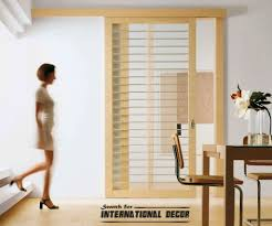 Slide Door Design Irrational Top Designs Of Interior Sliding Doors ...