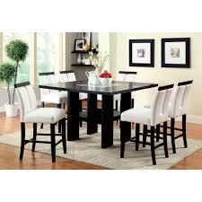 7 piece black dining room set. Black Dining Room Sets Fresh Steve Silver Delano 7 Piece Counter Height Set Espresso K