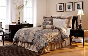 cheetah bedding print