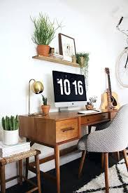 modern home office desks. Mid Century Modern Office Refresh New Darlings Home Furniture . Desks