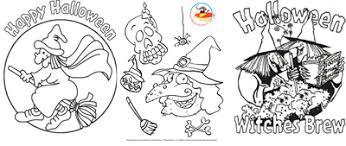 Disegni Da Colorare Per Halloween Filastroccheit